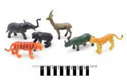 Набори диких, свійських тварин, динозаврів, комах, жуків, павуків