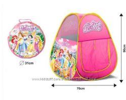 Палатка HF012 Принцессы, HF011 Frozen, Фроузен, Свинка Пеппа
