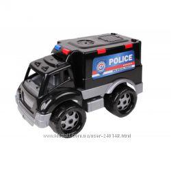 Машинка Полиция ТехноК, арт. 4586 и Скорая помощь , арт. 4579. Новинка 2018