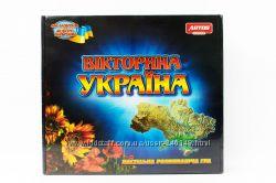 Настольная игра Вікторина Україна, Artos