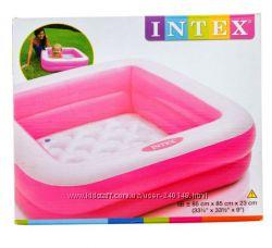 Надувной бассейн Intex 57100, 858523
