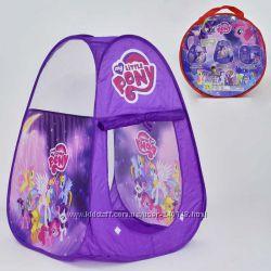 Палатка детская Пони 8099 РN,  в сумке, My little pony