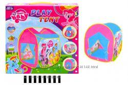 Палатка My little Pony 995-7110, 995-7106, май литл пони и Хелов Китти