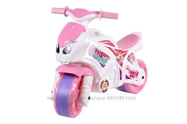 Мотоцикл ТехноК для девочки, арт. 5798. Новинка