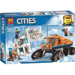 Конструктор Bela Cities Arctic 10994, 10995, 10440
