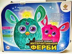 Интерактивная игрушка Ферби JD-4889, Furby, свет, звук, фербі