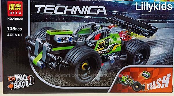 Конструктор Bela Technic 10820 и 10821