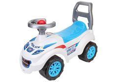 Машинка -каталка, толокар , автомобіль для прогулянок  Поліція ТехноК, арт.