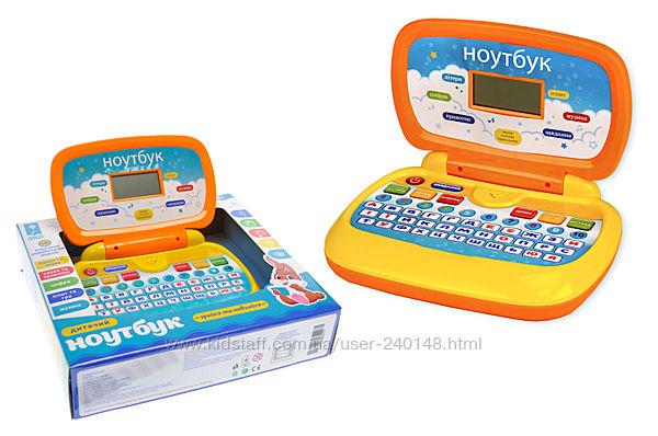 Дитячий ноутбук Країна іграшок, PL-719-50 на укр. , 6 режимів