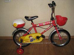 Детский велосипед Geoby JBDB1410QX