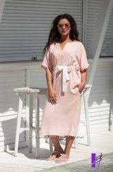 Стильное летнее платье oversize. Акция