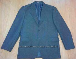 Серый пиджак в идеальном состоянии