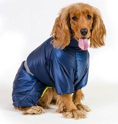 Комбинезон Cold Pet Fashion утепленный модный