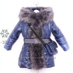 Зимняя куртка парка Д10
