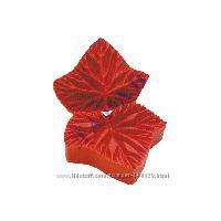 Вайнер кондитерский Кленовый лист 7, 5х5, 5см