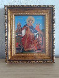 Икона Святая Великомученица Екатерина