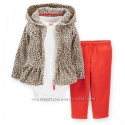 Модные, теплые комплекты для малышей.