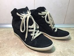 Ботинки Paul Green размер 39, 5 по стельке 26 см, отл. сост.