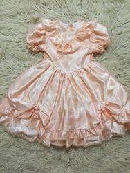 Платье нарядное Little star 3-5 лет, отл. сост.