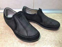 Туфли Ecco размер 35 по стельке 23 см, отл. сост.