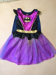 Платье  Batman 9-10 лет сост. нового