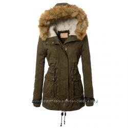 Женские зимние парки и куртки под заказ, Польша