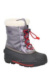 Зимняя обувь SOREL на сильные морозы. От 33 до 39 размера.