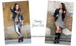 Модная одежда Unisono, кожаная обувь Venezia, Польша