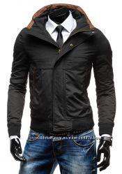 Мужские качественные куртки зима, деми под заказ, Польша