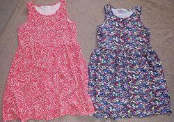 Платья 3-4годика, 8-10 лет