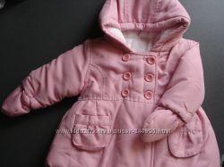 Курточка Mothercare размер 0-3 месяца до 6, 5 кг веса состояние новой