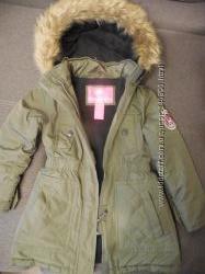 Куртка Weatherproof 5-6 лет, Columbia 5-7 лет, Оригинал, из США