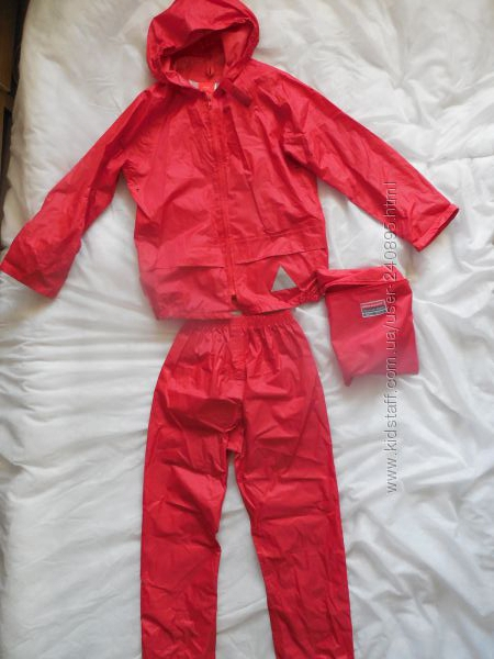 Водоотталкивающий костюм Result, Англия на 5-6 лет