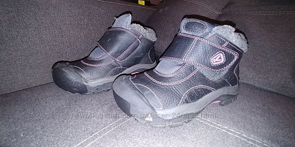 Ботинки keen, оригинал, США, стелька 20 см