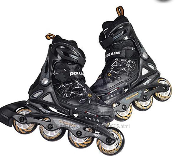 Раздаижные роликовые коньки Rollerblade 28-32, Оригинал, Германия