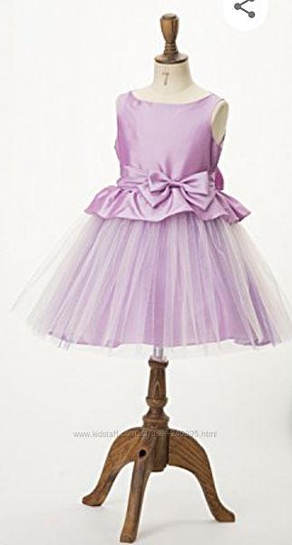 Нарядное платье от японского дизайнера Catherine Cottage на 7-8 лет