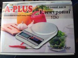 Кухонные весы на 10кг, точные