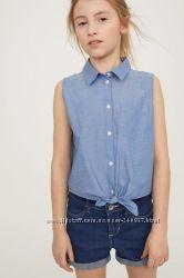 Топ блузка H&M на девочку 11-12 лет