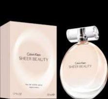 Продам  туалетную воду Calvin Klein Sheer Beauty  Brocard оригинал