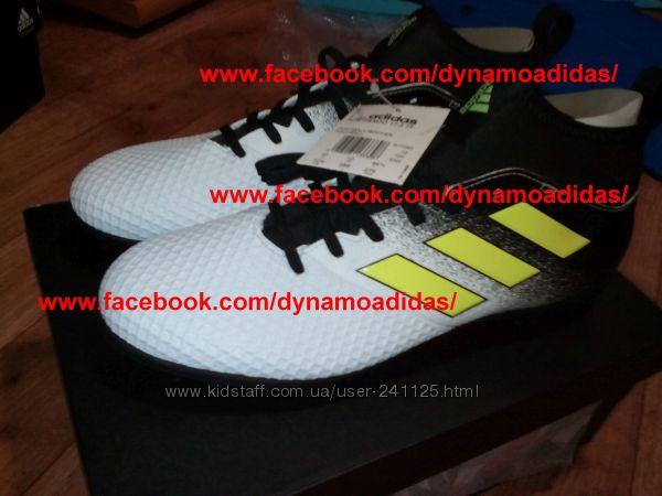 new styles 22c32 fa490 Футбольные сороконожки Адидас Adidas Ace Tango 17. 3 TF S77082 оригинал