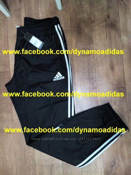 Спортивные ветрозащитные штаны Адидас Adidas G77397 оригинал