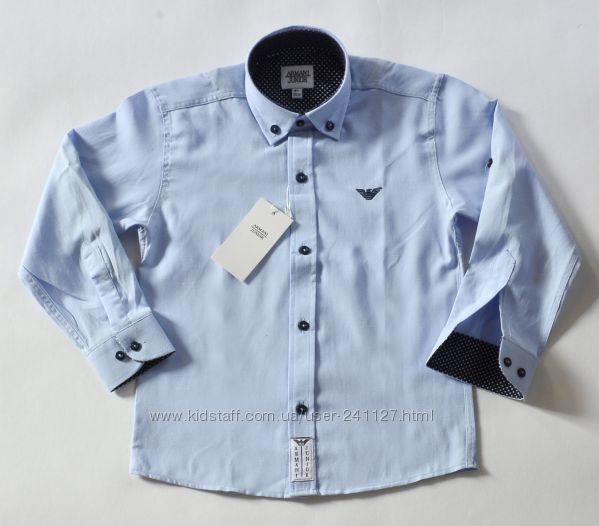 Модные детские рубашки ARMANI в наличии