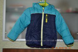 Теплая курточка Next - деми - 3-4года