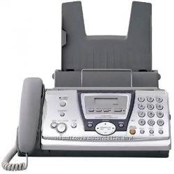 Телефон-факс Panasonic KX-FP143