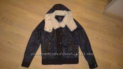 демисезонная куртка Pull and Bear