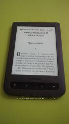 PocketBook Touch Lux 2 электронная книга с подсветкой ГАРАНТИЯ