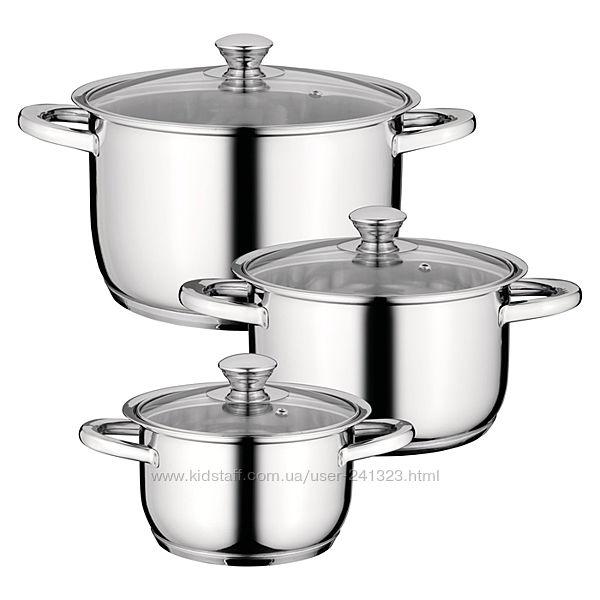 Набор посуды BergHOFF Gourmet, 6 пр. 1100245