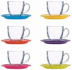 Сервиз чайный luminarc Carina Rainbow 12 пр. N4217