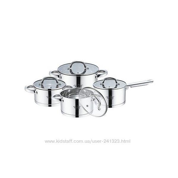 Набор посуды 8 пр Mastery Krauff 26-242-044