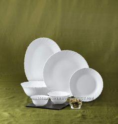 Тарелки салатники Diva La Opala серии Classique White